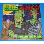 The Gonads - Greater Hits 1 - Lp + Compacto 2011 - Alemanha - Lacrado